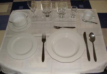 Evőeszköz, étkészlet bérlet